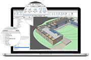 2D Drafting, 3D Modeling, Sheet Metal Design and BIM