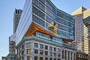 33 Congress Street in Boston Preserves History with Custom Boon Edam Revolving Door and Turnstiles