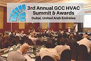 3rd Annual GCC HVAC Summit & Awards