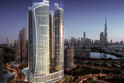 541 Projects and 158,950 rooms in Middle East Hotel construction pipeline