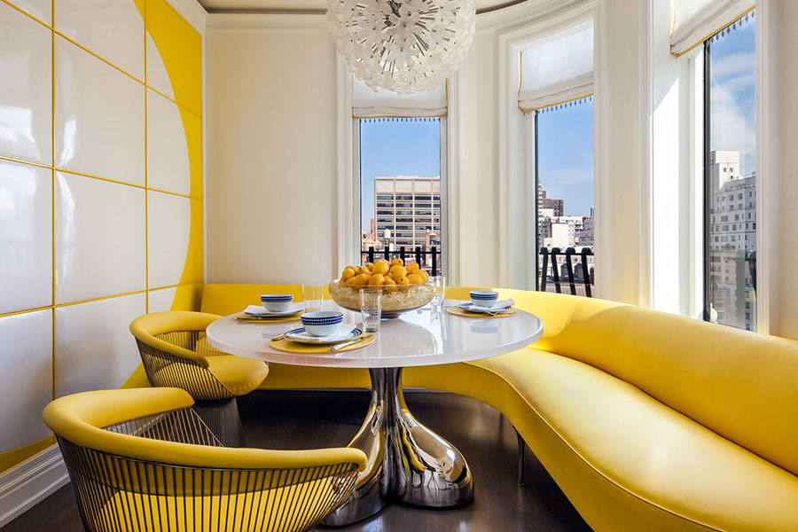 A Luxury Penthouse in New York City - Where Luxury Meets Contemporary