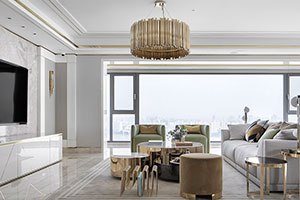 A Luxury Residential Project In China