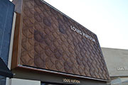 Accoya wood used to re-create iconic Louis Vuitton Design