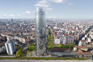 ACPV's 'Lighthouse' Office Tower Crowns Green Regeneration of Local Area