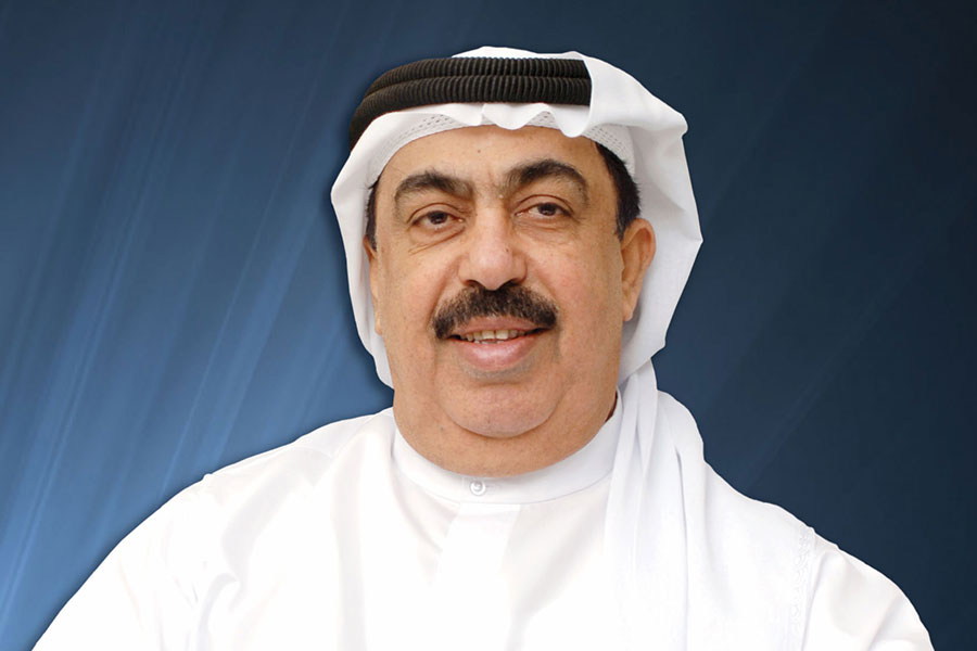 His Excellency Mohammed Ahli, Director General of Dubai Civil Aviation Authority (DCAA) and CEO of Dubai Air Navigation Services.