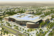 Al Ain Hospital: Design Support Helps Gyproc Win Major Hospital Project