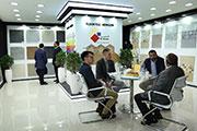 Al Anwar Ceramics Launches Largest Exterior Ceramics Tiles in Big 5 Exhibition