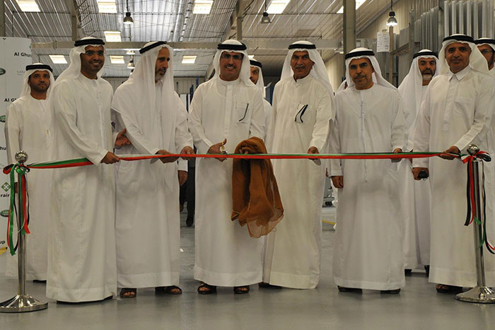 Royal Automotive Group >> Al Ghurair Group'2s REFCO opens new aluminum downstream plant