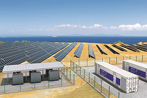 Al Masaood Power Introduces Smart Microgrid Solutions During WETEX