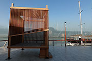 American Hardwood Cocoon Finds a New Home at Dubai Creek Harbour