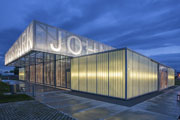 Another Award-Winner: Verti-kal and the John Fry Sports Park Pavilion