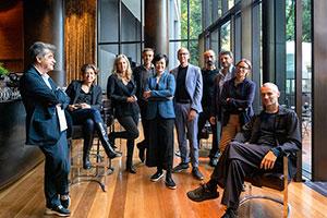 Antonio Citterio Patricia Viel Merges Companies to Boost Benefits of Multidisciplinary Design