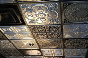 Apollo Faux Tin Ceiling Tile