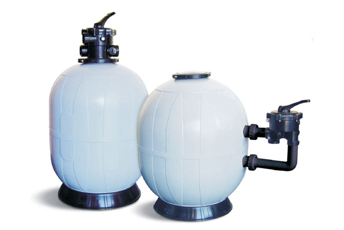Swimming Pool Filters : Pool filters used swimming