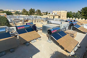 Ariston Middle East Applies Hybrid Energy Solutions in Jeddah and Riyadh Projects