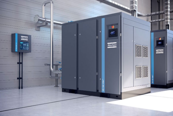 Atlas Copco Launches Air Compressor With Up To 35% Less Energy Consumption