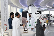 AUS presents seven innovative solutions to real-world challenges at the UAE Innovation Week