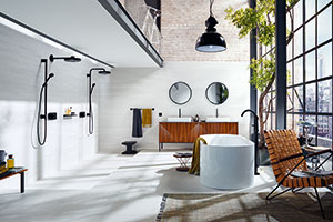 AXOR Presents Three Exclusive Bathroom Concepts by Barber Osgerby