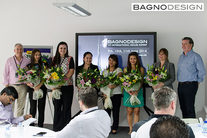 BAGNODESIGN Hosts International Dealer Summit