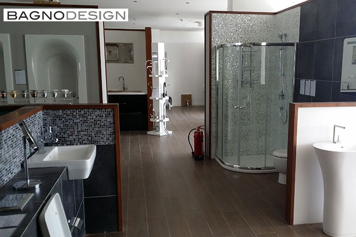 Bagnodesign unveils luxury showroom in qatar offering the for Showroom bagno