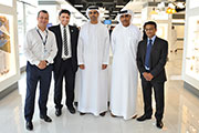 Bahri & Mazroei Trading Company opens their renovated showroom