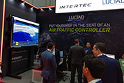 Barco Exhibits Visualization, Secure Content-sharing Solutions at Airport Show