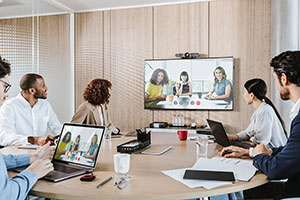 Barco, Logitech Strengthen Partnership, Enhance Wireless Conferencing Experience