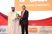 BASF Exhibits Underground Construction Technology at Arabian Tunnelling Conference and Exhibition