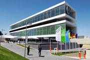 Bayer initiative for sustainable building honored at Rio summit.