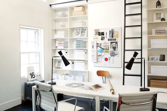 benjamin moore names simply white its 2016 color of the year. Black Bedroom Furniture Sets. Home Design Ideas