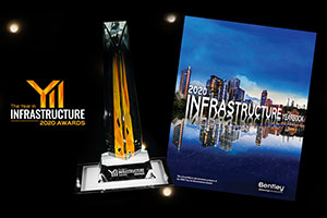 Bentley Systems Announces Winners of Year in Infrastructure 2020 Awards