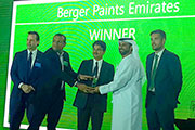 Berger Paint's 'Colours of Arabia' Campaign Wins Gulf Sustainability and CSR Awards