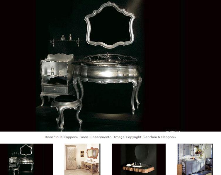 The Bianchini & Capponi Bathroom (Bertani Middle East)