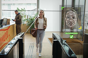 Boon Edam Announce Strategic Partnership to Bring AI-Powered Entrance Solutions