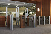 Boon Edam Obtains UL Certifications for Waist-High Turnstile Models