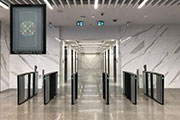 Boon Edam Turnstiles Certified for New iRox-T Readers by Essex Electronics