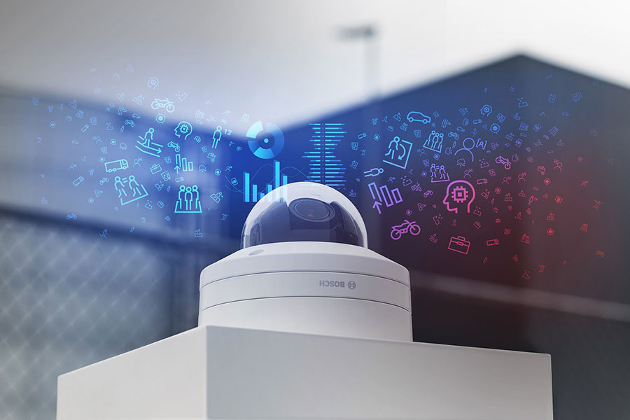 Bosch Launches New Flexidome IP Starlight 8000i X Series in the UAE