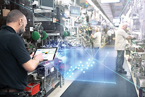 Bosch Sees Factories' Future in Connectivity