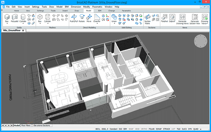 BricsCAD 15.2 launched - offers major new and improved features