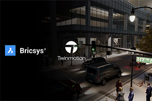 BricsCAD BIM and Twinmotion Deliver High-Quality Rendering