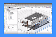 BricsCAD V16 is now available and enhances architectural BIM design, 3D modeling, and usability