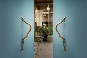 Bring the Outdoors, Indoors with Limb Door Pull from PullCast