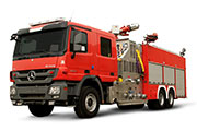 Bristol Unveils UAE-Made Fire Truck, Portable Pump Unit and Innovative Fire Suppression System