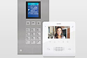 Broaden your horizons with Elvox video door entry system by Vimar