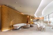 Calce Grigio and Filo Argenti for the Business Lounge of Platov Aiport in Rostov-On-Don, Russia