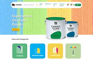 Caparol Introduces a New E-Commerce Platform 'CapaSouq'