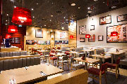Ceilings firm Knauf AMF chosen for Pizza Hut and KFC outlets in Dubai