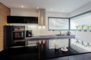 Celebrating Contemporary Kitchen Design at Küchenmeile A30 in Germany