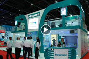 Chinese Giant Hisense announces launch of New Generation VRF Systems at the Big 5