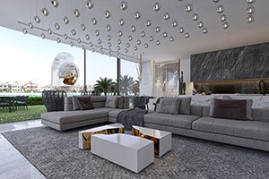 CK Architecture Interiors Wins Ultra-Luxury Residential Projects
